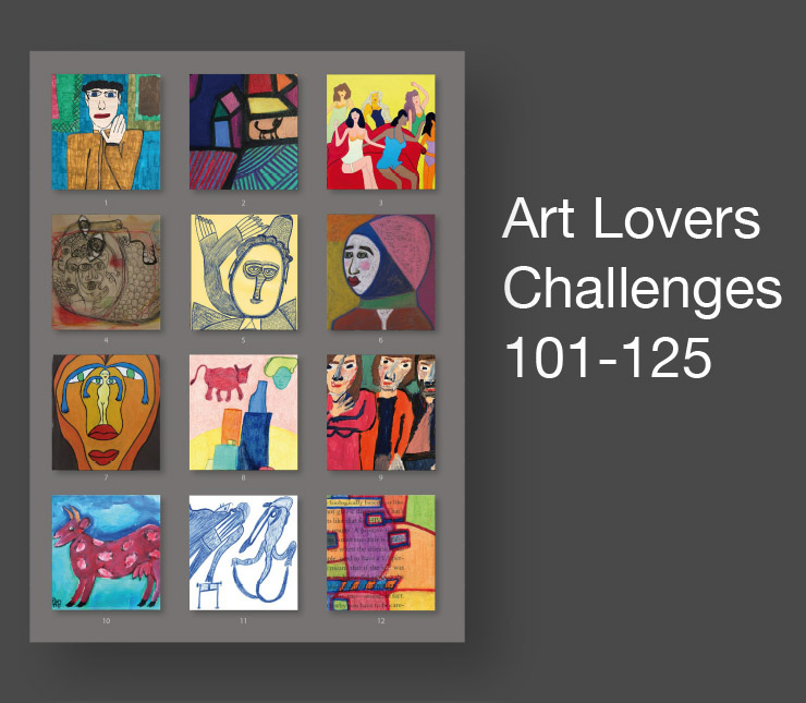 1-25 PDFChallenges 101-125